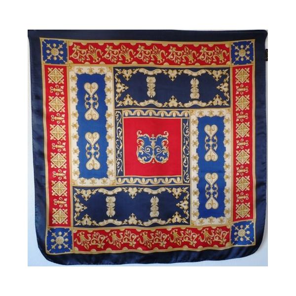 seta, scarf, sciarpa, seidentuch, Foulard Carré, en Soie, Art of ...