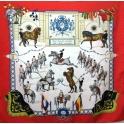 HERMÈS CARRÉ * Réal Escuela Andaluza del Arte Equestre*