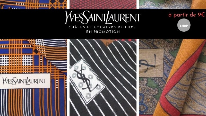Yves saint laurent promotion